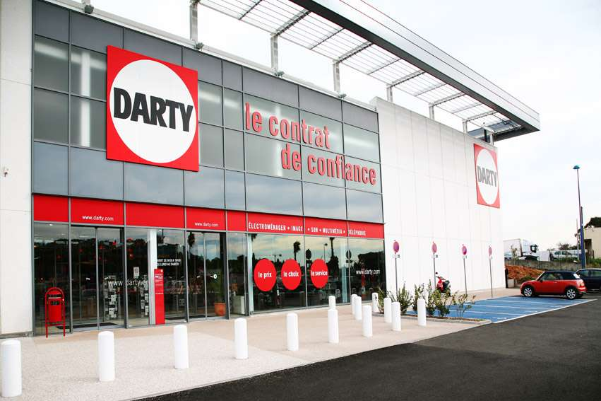 le magasin darty
