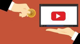 Monétisation argent youtube