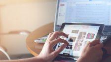 Travailler avec son ordinateur ou tablette pour gagner de l'argent par internet